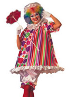 Costume de Clown de Betty Bright Deguisement Clown