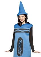 Crayola Crayons homme Costume bleu Costume crayon