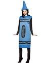 Costume crayon Crayola Crayons homme Costume bleu