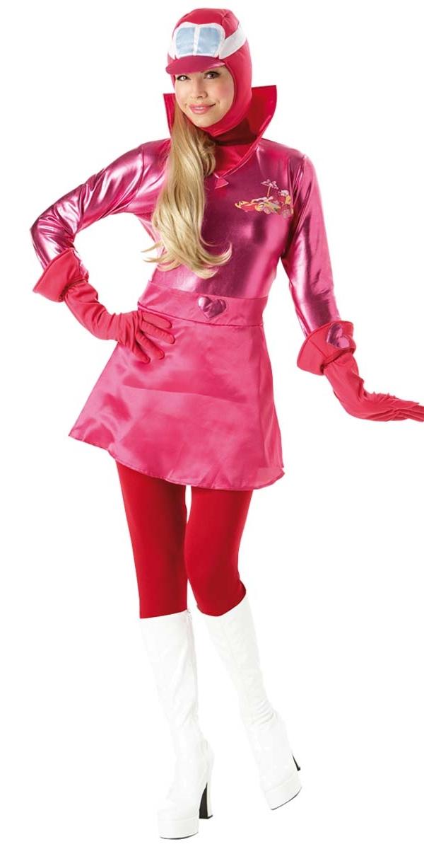 Costume Fantaisie Penelope Pitstop Costume