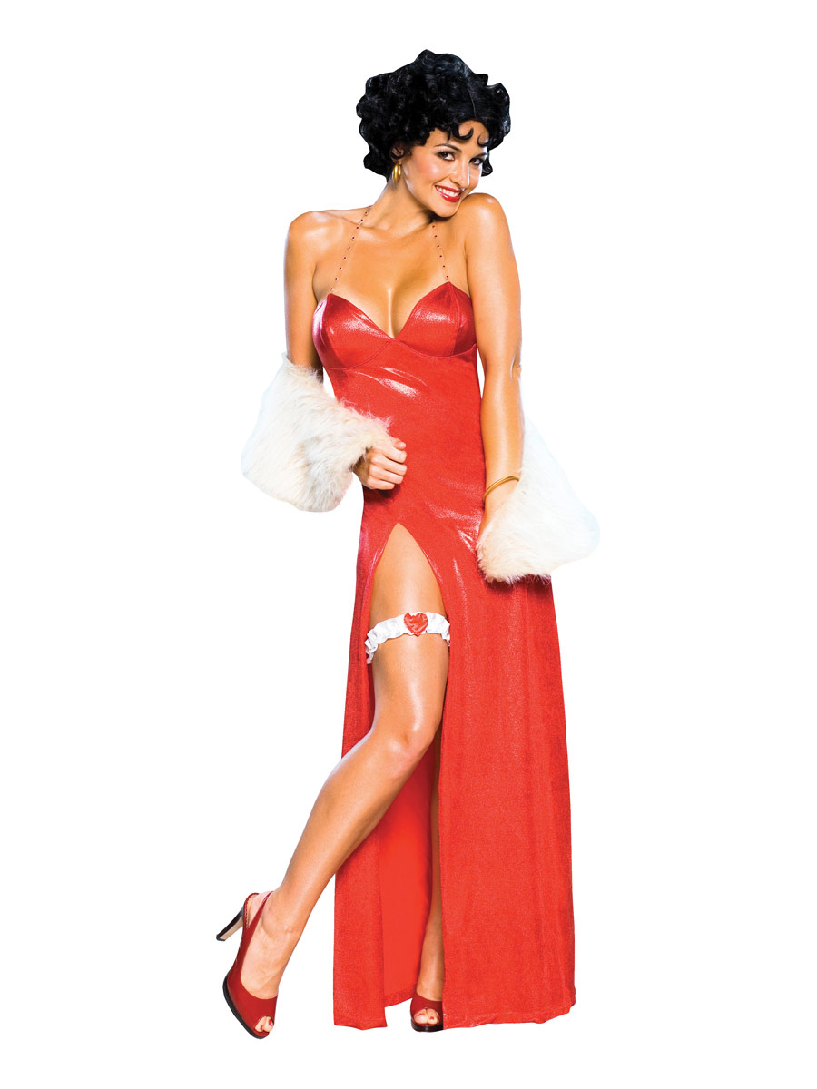 Costume Fantaisie Betty Boop Starlet