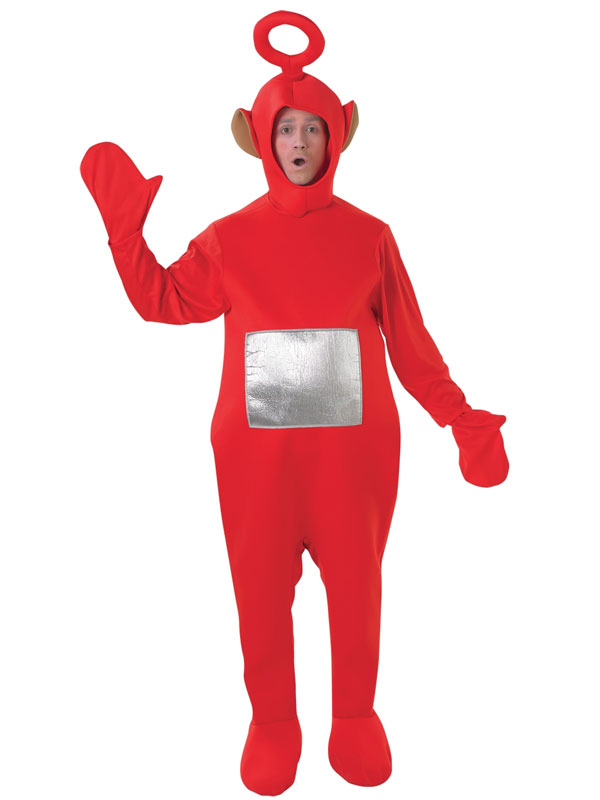 Costume Fantaisie Costume de Teletubbies Po