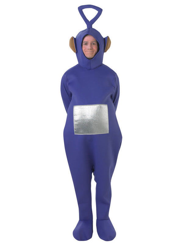 Costume Fantaisie Teletubbies Tinky Winky Costume
