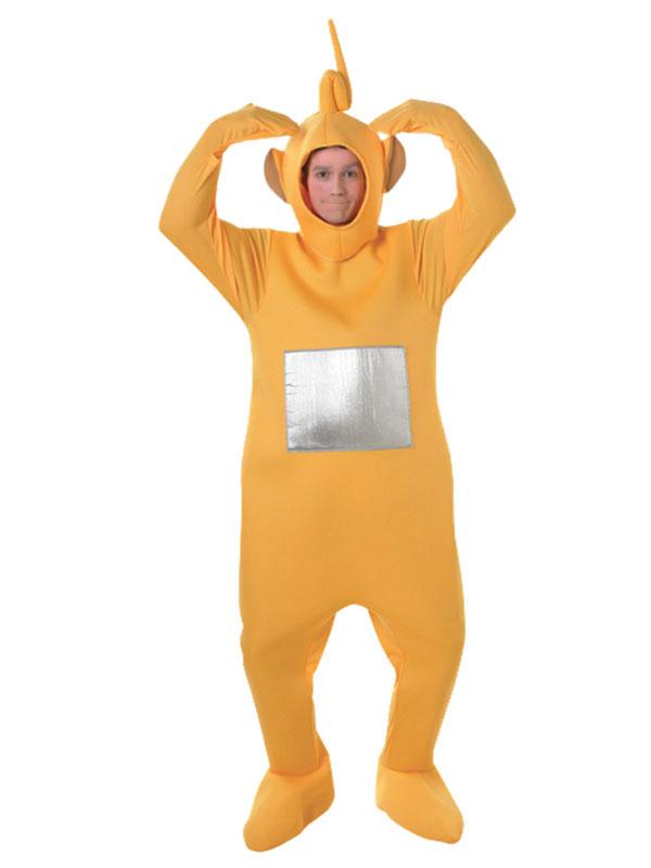 Costume Fantaisie Costume de Teletubbies Laa-Laa