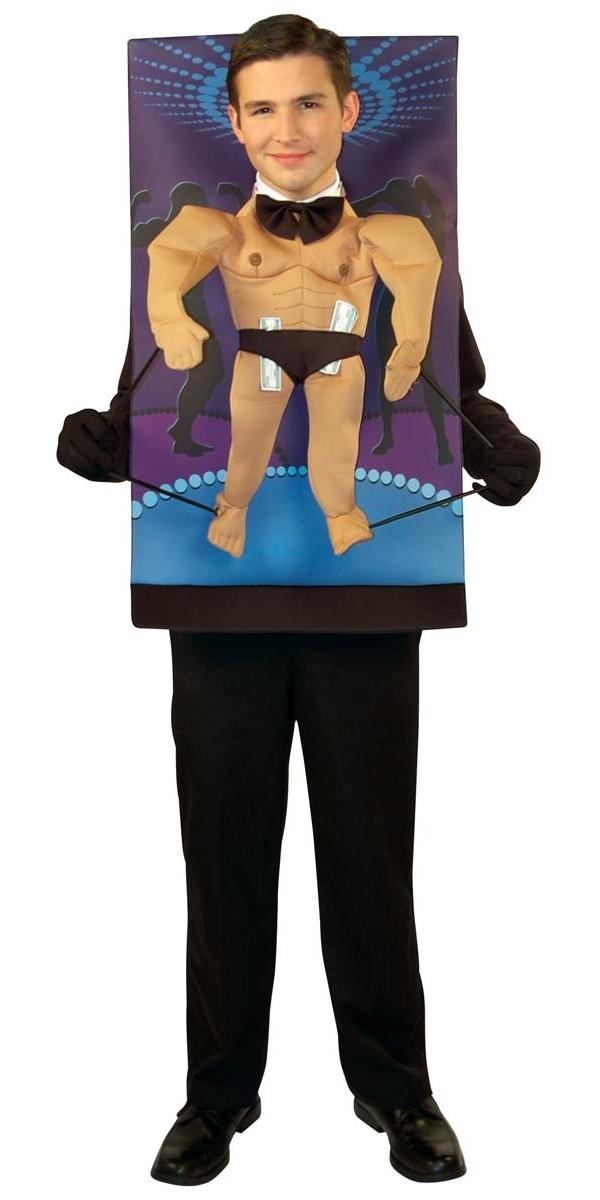 Costume Fantaisie Teenie Weenies Male Stripper Costume