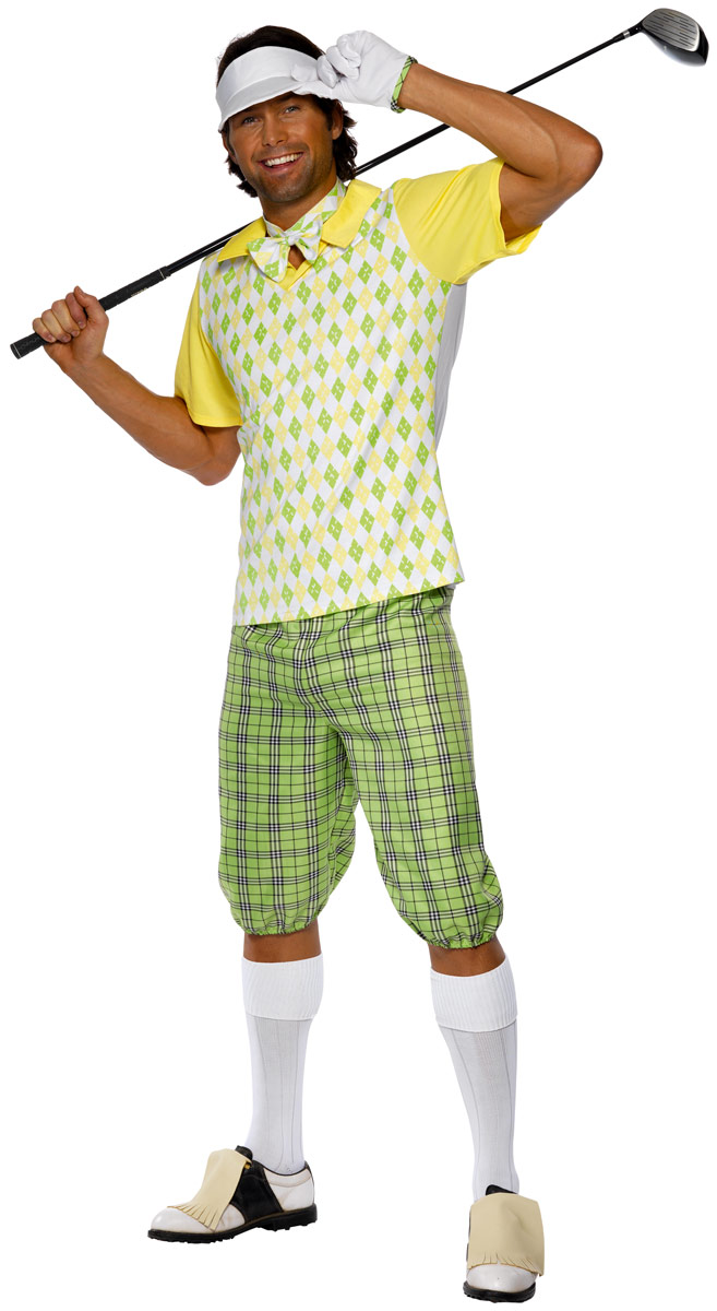 Costume Fantaisie Costume de golf disparu