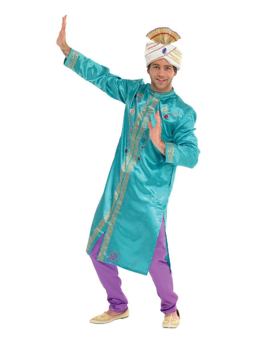 Costume Fantaisie Costume de Jade & Purple Star de Bollywood