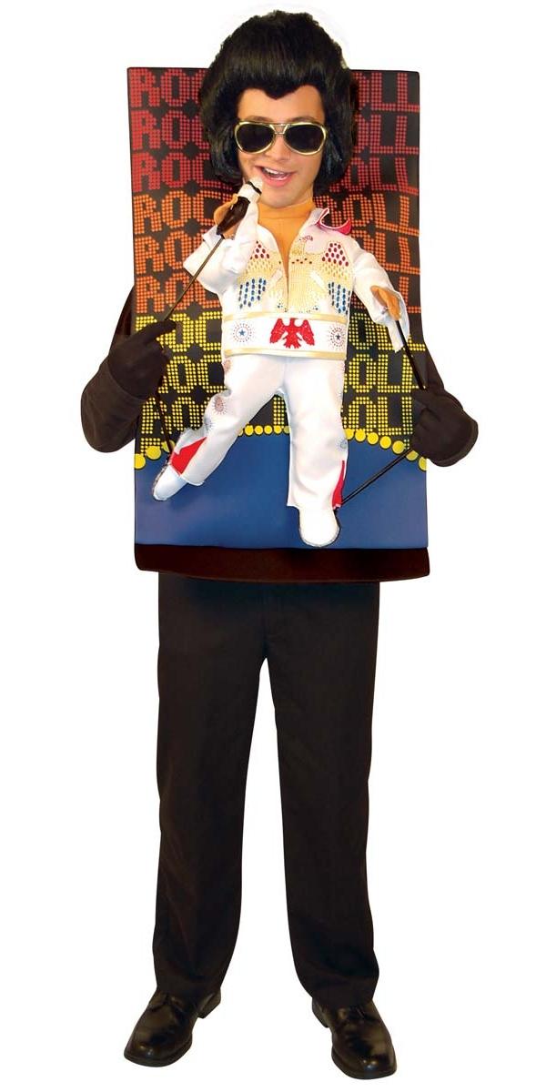 Costume Fantaisie Teenie Weenies Costume de roi de la musique