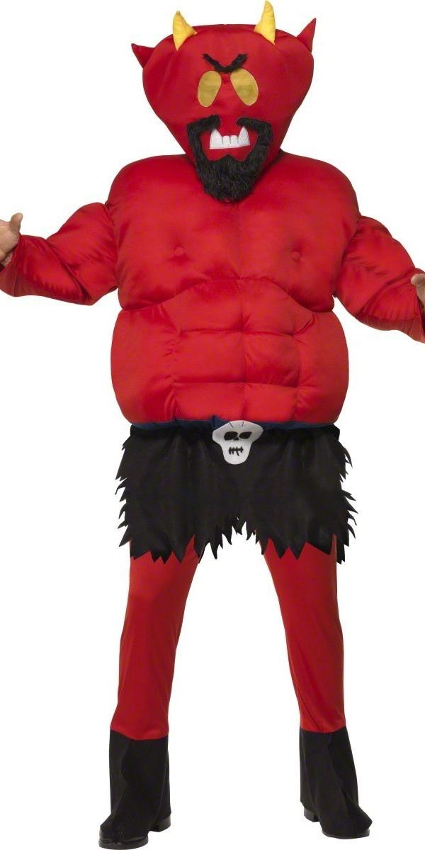Costume Fantaisie Costume de Diable Satan South Park