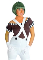 Ouvrier d'usine sexy Oompa Loompa Costume Fantaisie