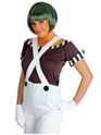Costume Fantaisie Ouvrier d'usine sexy Oompa Loompa