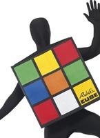 Costume de Cube de Rubik Costume Fantaisie