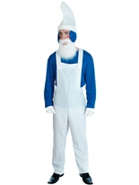 Costume de Gnome bleu Costume Fantaisie