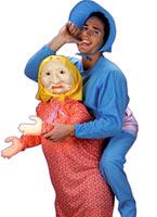Mais maman, je ne veux pas grandir Costume Fantaisie