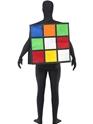 Costume Fantaisie Costume de Cube de Rubik