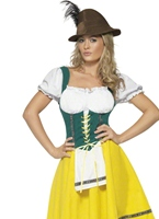 Oktoberfest Mesdames Costume Costume Fantaisie