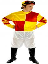Costume de jockey Costume Fantaisie