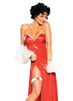 Betty Boop Starlet Costume Fantaisie