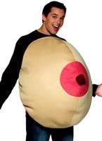 Costume de Boob géant Costume Fantaisie