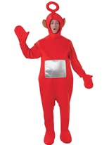 Costume de Teletubbies Po Costume Fantaisie