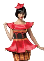 Mesdames pagode Costume Costume Fantaisie