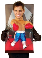 Teenie Weenies Boxer Costume Costume Fantaisie