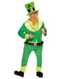 Costume Fantaisie Lutin Costume vert