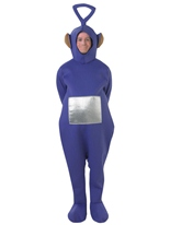 Teletubbies Tinky Winky Costume Costume Fantaisie