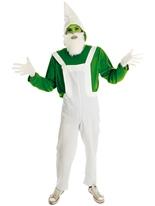 Costume de Gnome vert Costume Fantaisie