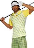 Costume de golf disparu Costume Fantaisie