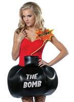 Elle est le Costume de la bombe Costume Fantaisie