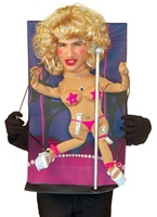 Teenie Weenies Pole danseuse Costume Costume Fantaisie