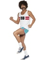 Costume Fantaisie 118118 Runner homme Costume