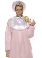Baby Onesie Costume rose Costume Fantaisie