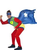 Costume de Super héros de farter Costume Fantaisie