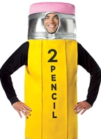 Costume de crayon Costume Fantaisie