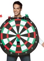 Bullseye ! Costume de jeu de fléchettes Costume Fantaisie