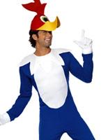Costume Woody Woodpecker Costume Fantaisie