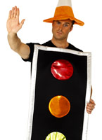 Costume de feux tricolores Costume Fantaisie