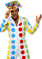 Costume masculin Twister 80 ' s Costume Fantaisie