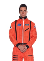 Costume astronaute orange Costume Fantaisie