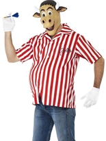 Costume de Bullseye Costume Fantaisie