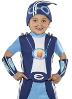 Lazy Town Sportacus Childrens Costume Costume de Lazy Town