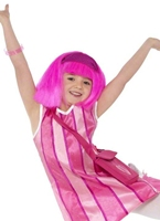 Lazy Town Stephanie Childrens Costume Costume de Lazy Town
