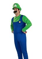 Costume de Luigi depuis Super Mario Costume de Mario