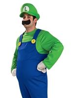 Luigi de luxe Costume de Super Mario Costume de Mario