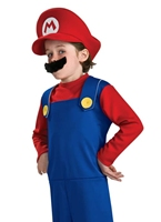 Super Mario Childrens Costume Costume de Mario