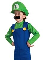 Luigi Childrens Costume Costume de Mario