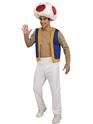 Costume de Mario Costume de Super Mario Toad