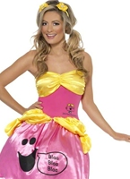 Costume de Chatterbox Little Miss Costume Monsieur Madame
